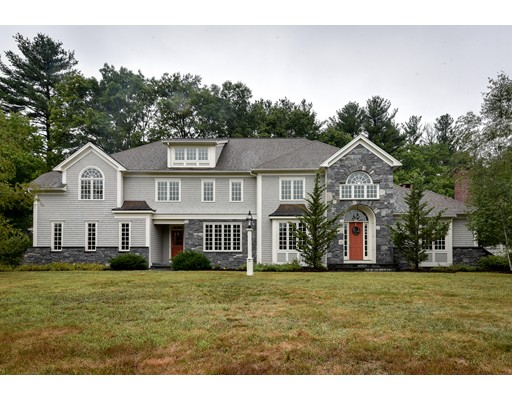 Single Family Home for Sale at 3 Knollcrest Farm Lane 3 Knollcrest Farm Lane Sherborn, Massachusetts 01770 United States