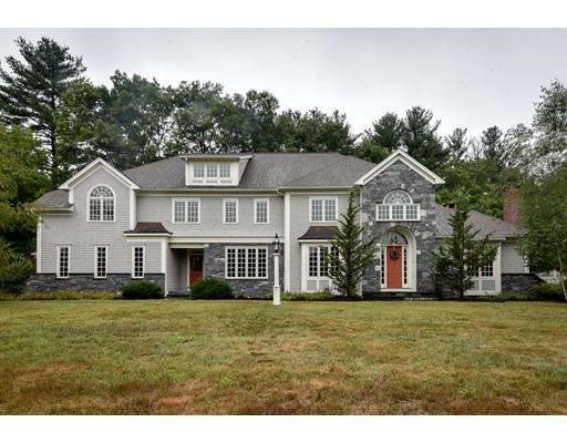 Casa Unifamiliar por un Venta en 3 Knollcrest Farm Lane Sherborn, Massachusetts 01770 Estados Unidos