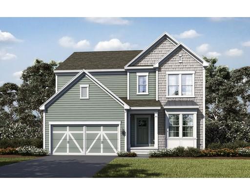 Single Family Home for Sale at 41 Skyhawk Circle 41 Skyhawk Circle Weymouth, Massachusetts 02190 United States