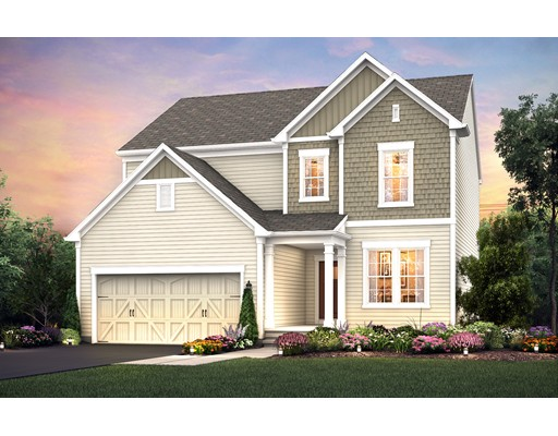Maison unifamiliale pour l Vente à 43 Skyhawk Circle 43 Skyhawk Circle Weymouth, Massachusetts 02190 États-Unis