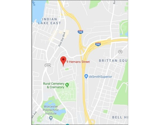 Commercial for Sale at 9 Hemans 9 Hemans Worcester, Massachusetts 01605 United States