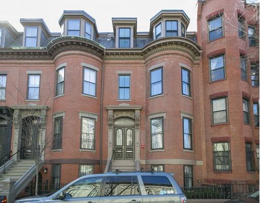 Condominium for Sale at 49 E. Concord Street 49 E. Concord Street Boston, Massachusetts 02118 United States