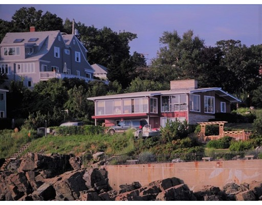 Single Family Home for Sale at 11 Lafayette Terrace 11 Lafayette Terrace Nahant, Massachusetts 01908 United States