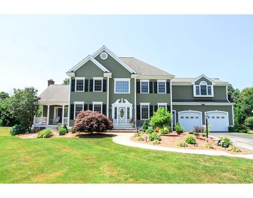 Частный односемейный дом для того Продажа на 24 Blakes Hill Road 24 Blakes Hill Road Westford, Массачусетс 01886 Соединенные Штаты