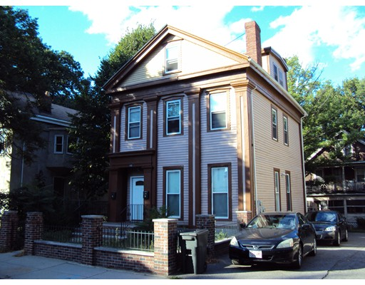 Multi-Family Home for Sale at 102 Mount Pleasant Avenue 102 Mount Pleasant Avenue Boston, Massachusetts 02119 United States
