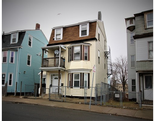 Multi-Family Home for Sale at 32 E Cottage Street 32 E Cottage Street Boston, Massachusetts 02125 United States