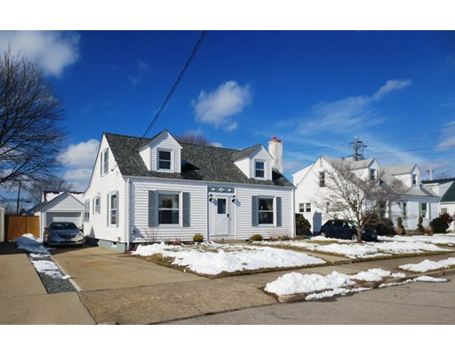 Single Family Home for Sale at 183 Edgemere Road 183 Edgemere Road Pawtucket, Rhode Island 02861 United States