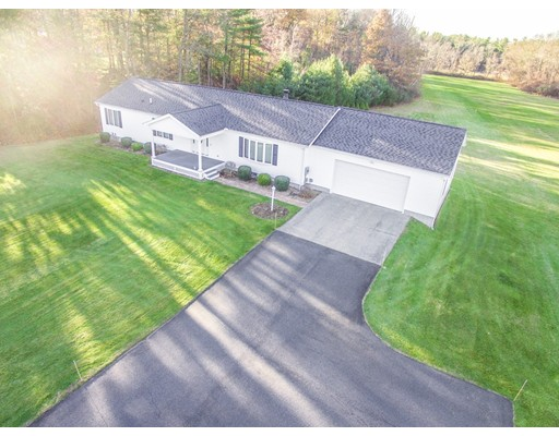 Single Family Home for Sale at 346 Somers Road 346 Somers Road Hampden, Massachusetts 01036 United States