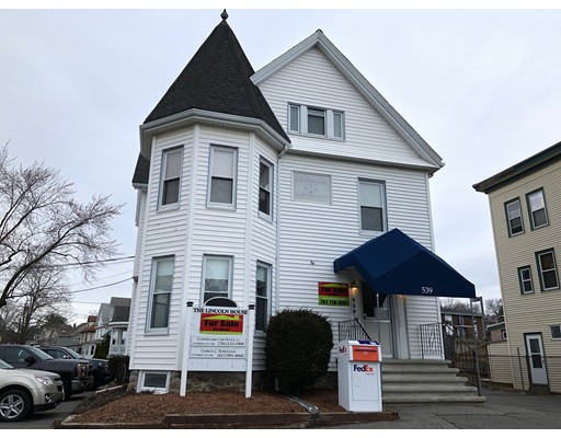 Commercial for Sale at 539 Lincoln Avenue 539 Lincoln Avenue Saugus, Massachusetts 01906 United States