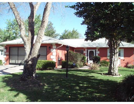 واحد منزل الأسرة للـ Sale في 3471 Honeylocust Drive 3471 Honeylocust Drive Beverly Hills, Florida 34465 United States