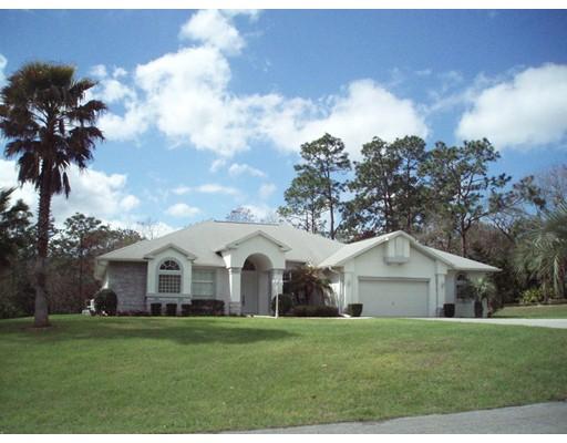 واحد منزل الأسرة للـ Sale في 4890 Persimmon Drive 4890 Persimmon Drive Beverly Hills, Florida 34465 United States