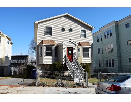 Multi-Family Home for Sale at 31 Goodale Road 31 Goodale Road Boston, Massachusetts 02126 United States