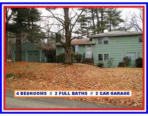 Single Family Home for Sale at 2 EVANS ROAD 2 EVANS ROAD West Boylston, Massachusetts 01583 United States