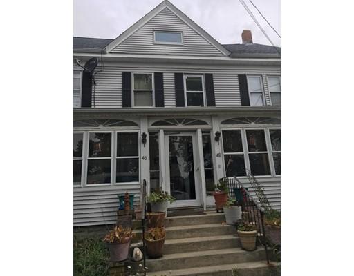 Multi-Family Home for Sale at 46 North Avenue 46 North Avenue Abington, Massachusetts 02351 United States