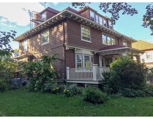 Single Family Home for Sale at 20 Harrison street 20 Harrison street Brookline, Massachusetts 02446 United States