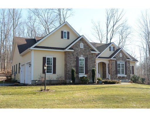 Single Family Home for Sale at 156 Hendee Road Andover, Connecticut 06232 United States