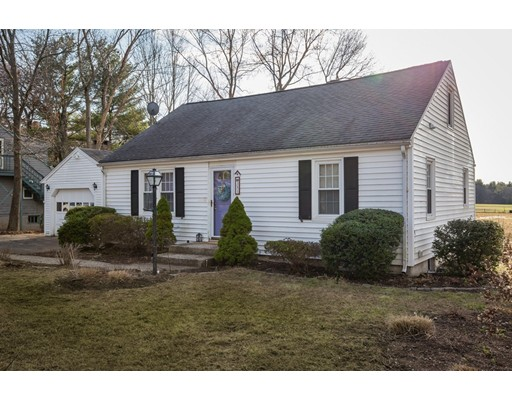 Single Family Home for Sale at 351 Plain Street 351 Plain Street Millis, Massachusetts 02054 United States
