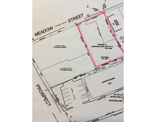 Land for Sale at 55 Meadow Street Pawtucket, 02860 United States