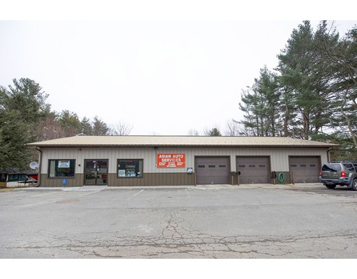 Commercial for Sale at 21 Danville Road 21 Danville Road Plaistow, New Hampshire 03865 United States
