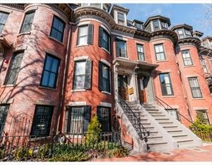 107 Appleton st. 2 is a similar property to 582 Canterbury St  Boston Ma