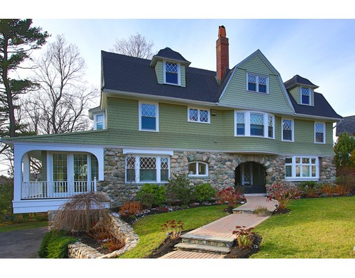 Single Family Home for Sale at 460 HEATH STREET 460 HEATH STREET Brookline, Massachusetts 02467 United States