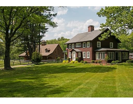 Частный односемейный дом для того Продажа на 494 ESSEX STREET 494 ESSEX STREET Hamilton, Массачусетс 01982 Соединенные Штаты