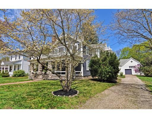 Casa Unifamiliar por un Venta en 44 SOUTH STREET Medfield, Massachusetts 02052 Estados Unidos