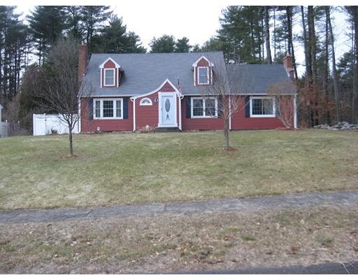 Maison unifamiliale pour l Vente à 16 Dugan Road 16 Dugan Road Ware, Massachusetts 01082 États-Unis