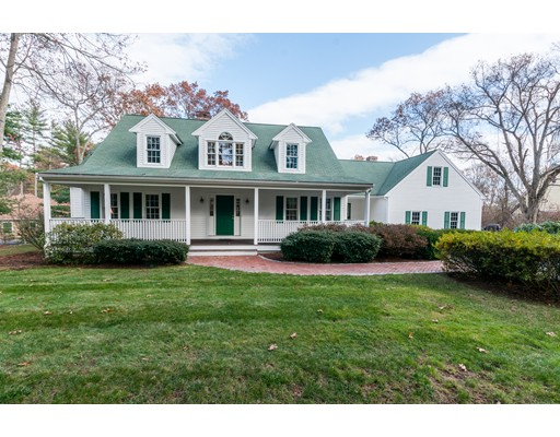 Single Family Home for Sale at 11 Nightingale Farm Road 11 Nightingale Farm Road Walpole, Massachusetts 02081 United States
