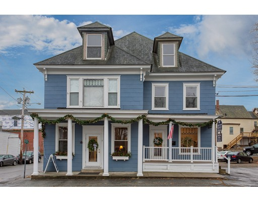 Single Family Home for Rent at 113 Main #4-D 113 Main #4-D Pepperell, Massachusetts 01463 United States