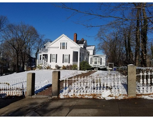 Single Family Home for Rent at 144 Prospect Street 144 Prospect Street Fall River, Massachusetts 02720 United States