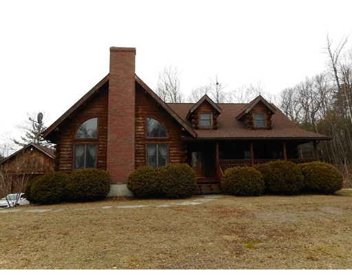 Single Family Home for Sale at 160 Raccoon Hill Road Barre, Massachusetts 01005 United States