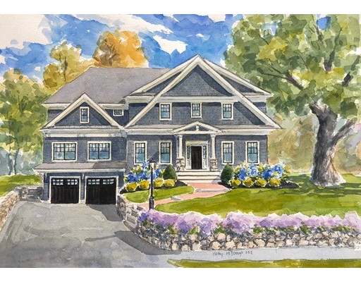 Single Family Home for Sale at 22 Richard Road 22 Richard Road Lexington, Massachusetts 02421 United States
