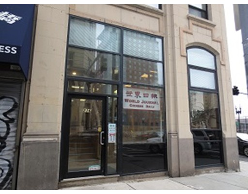 Commercial for Rent at 216 Lincoln's Street 216 Lincoln's Street Boston, Massachusetts 02111 United States