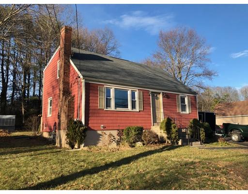 Single Family Home for Sale at 32 Summer Street 32 Summer Street Blackstone, Massachusetts 01504 United States