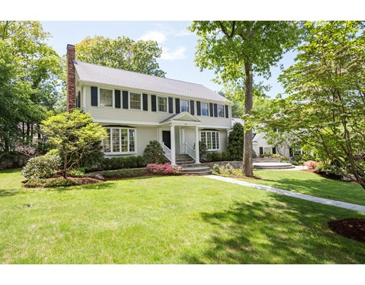 Single Family Home for Sale at 30 Bellevue Wellesley, Massachusetts 02481 United States