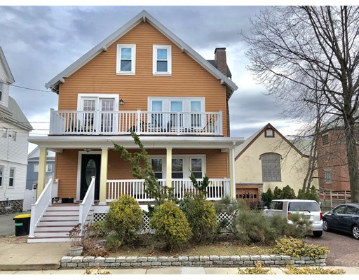 Multi-Family Home for Sale at 9 Windsor Street 9 Windsor Street Arlington, Massachusetts 02474 United States