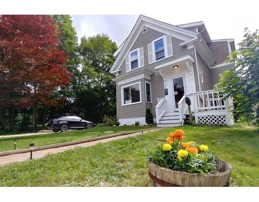 واحد منزل الأسرة للـ Sale في 86 Page Street 86 Page Street Avon, Massachusetts 02322 United States