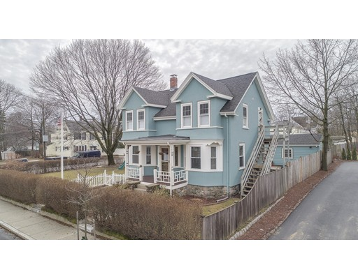 Single Family Home for Sale at 89 OAK STREET 89 OAK STREET Waltham, Massachusetts 02453 United States