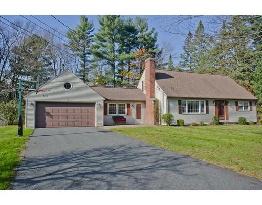 Maison unifamiliale pour l Vente à 27 Leemond Street 27 Leemond Street Wilbraham, Massachusetts 01095 États-Unis