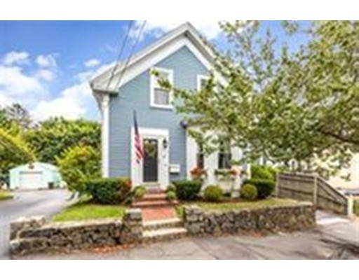 Single Family Home for Rent at 27 Pond Street 27 Pond Street Marblehead, Massachusetts 01945 United States