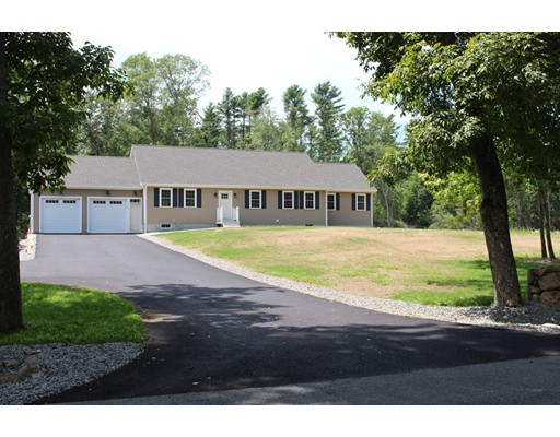 Single Family Home for Sale at 6 Alley Road 6 Alley Road Rochester, Massachusetts 02770 United States
