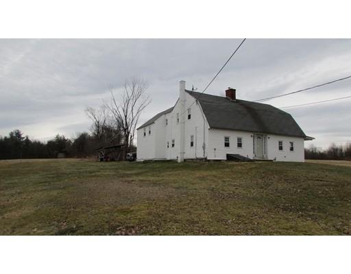 واحد منزل الأسرة للـ Sale في 187 North End Road 187 North End Road Townsend, Massachusetts 01469 United States