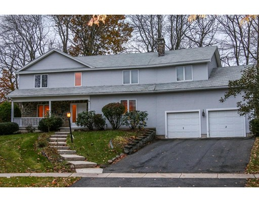 Single Family Home for Sale at 93 Jonquil Lane Longmeadow, Massachusetts 01106 United States