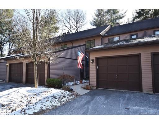 共管式独立产权公寓 为 销售 在 46 Wynwood Drive 46 Wynwood Drive Enfield, 康涅狄格州 06082 美国