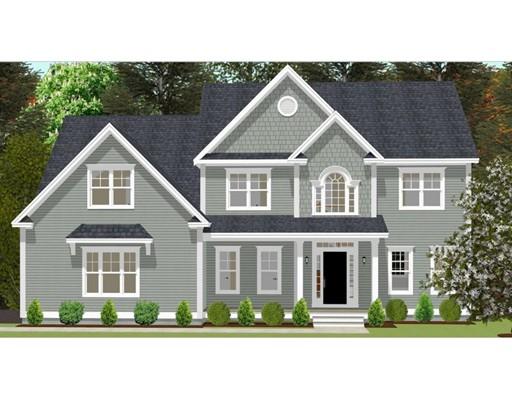 Частный односемейный дом для того Продажа на 6 Turtlebrook 6 Turtlebrook Plainville, Массачусетс 02762 Соединенные Штаты