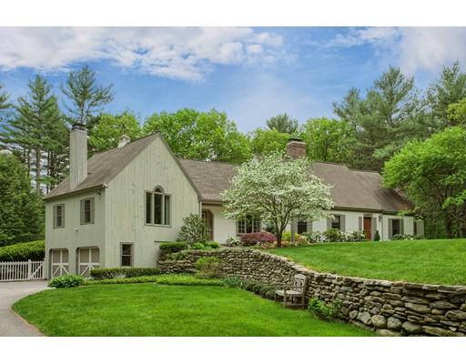 Maison unifamiliale pour l Vente à 45 Palmer Way 45 Palmer Way Carlisle, Massachusetts 01741 États-Unis