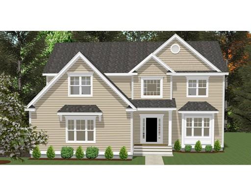 Частный односемейный дом для того Продажа на 35 Coach Road 35 Coach Road Plainville, Массачусетс 02762 Соединенные Штаты