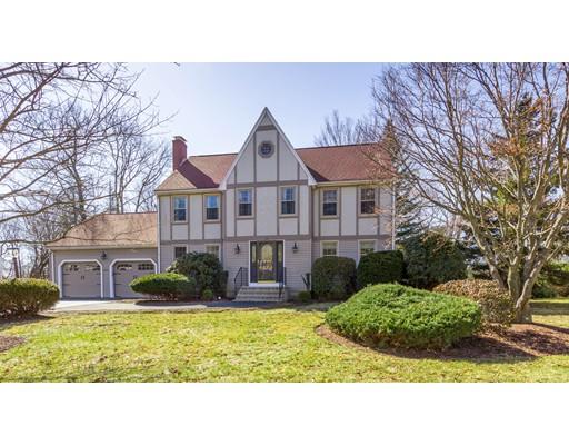 Maison unifamiliale pour l Vente à 7 Tammie Road 7 Tammie Road Hopedale, Massachusetts 01747 États-Unis
