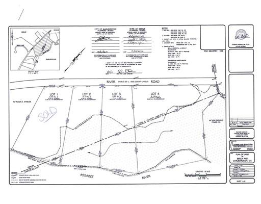 أراضي للـ Sale في 257 River Road West 257 River Road West Berlin, Massachusetts 01503 United States
